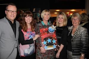 WOS Award 2014